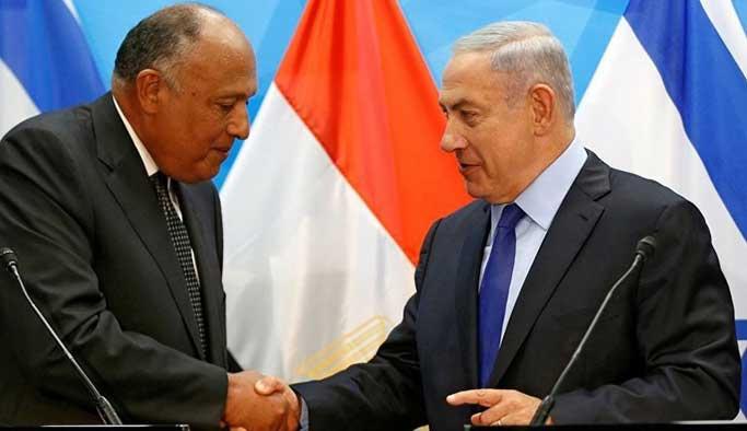 İsrail şimdi de Mısır'la ilişkileri düzeltti