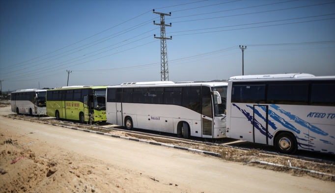 İsrail'den 2007'den bu yana bir ilk