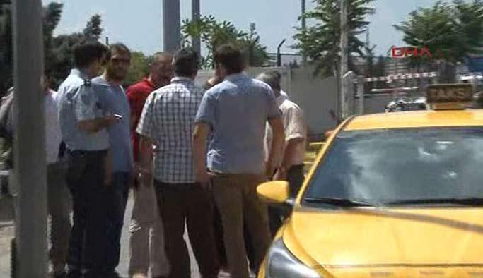 İstanbul'da çarşaflı erkek paniği
