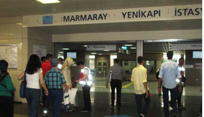 İstanbul'da yoğun güvenlik önlemleri