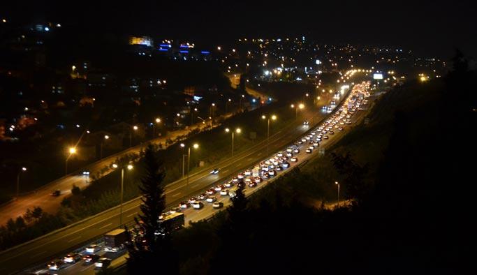 İstanbul'dan kaçış hala devam ediyor