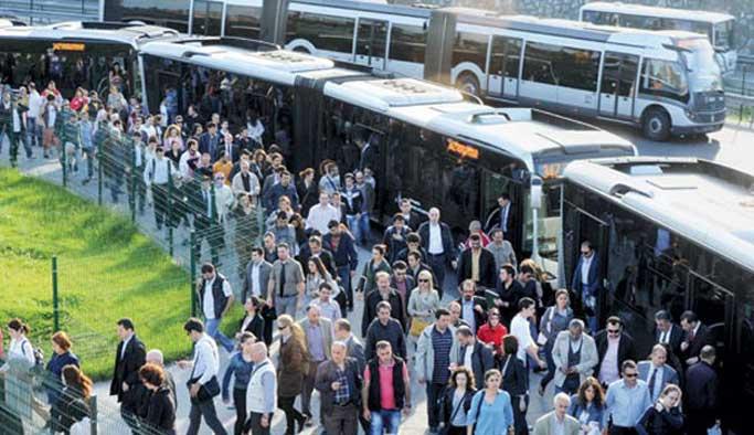 İstanbul ve Ankara'da ulaşım ücretsiz