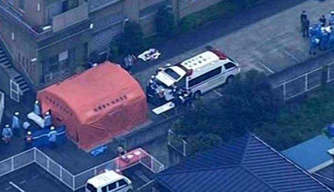 Japonya'da bıçaklı saldırı dehşeti