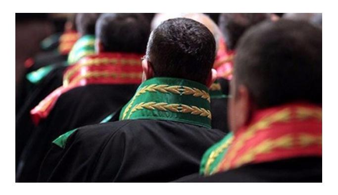 Kahramanmaraş'ta 17 hakim ve savcı tutuklandı