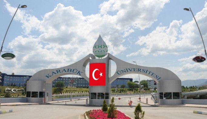 Karabük Üniversitesi'nde 23 personel görevden uzaklaştırıldı