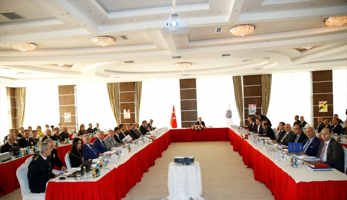 Karayolu Trafik Güvenliği Stratejisi Eşgüdüm Kurulu toplantısı