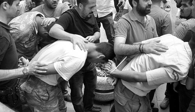 Kars'ta 111 askeri personel daha gözaltına alındı