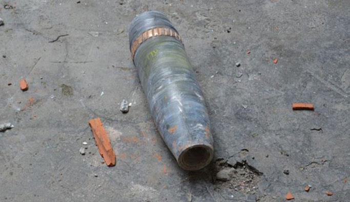 Kilis'e roket mermisi atıldı, bir yaralı