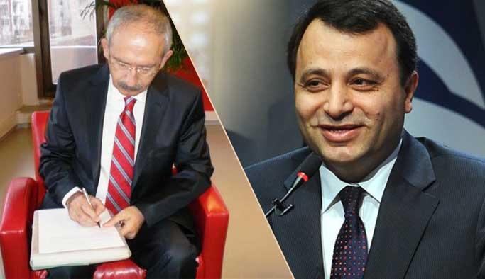 Kılıçdaroğlu'dan AYM başkanına mektup