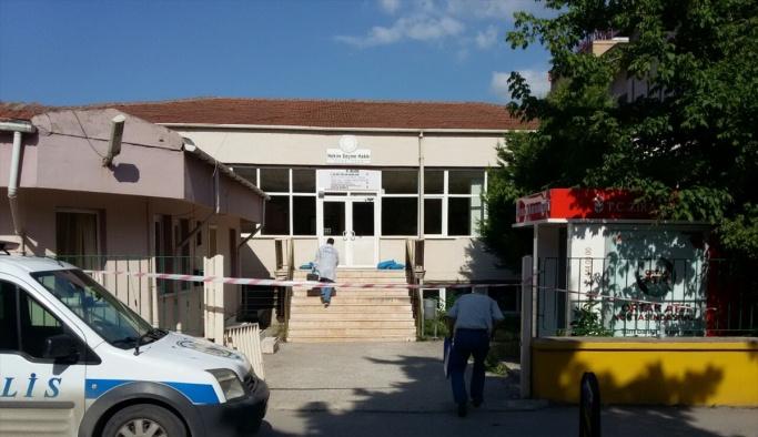 Kocaeli'de mahkum hastaneden kaçırıldı