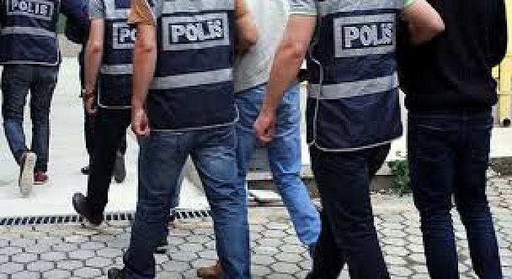 Konya'da 15 emniyet mensubu gözaltına alındı