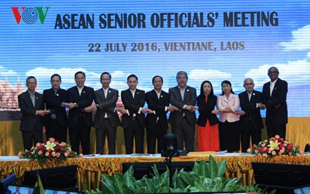 Laos'ta düzenlenen ASEAN Toplantısı'ndan ortak bildiri