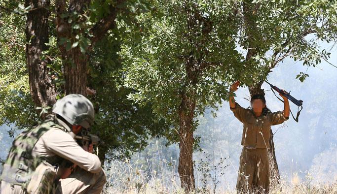 Lice'de 4 PKK'lı öldürüldü, 2 yakalandı