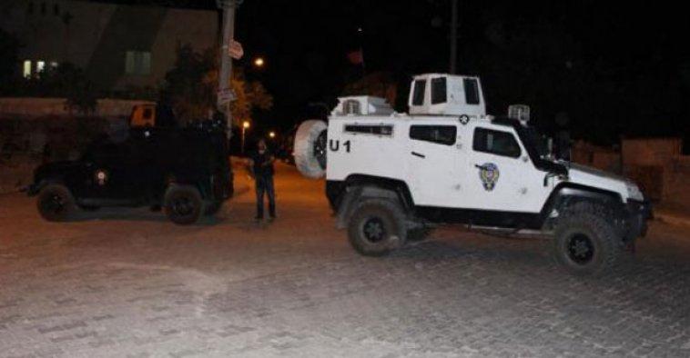 Mardin'de 22 mahallede sokağa çıkma yasağı