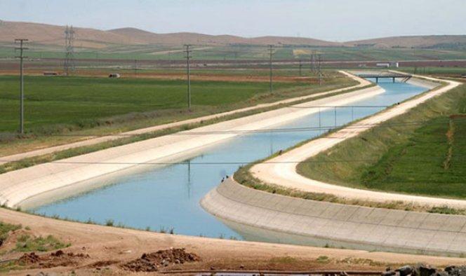 Mardin'de 'sulama kanalı' heyecanı