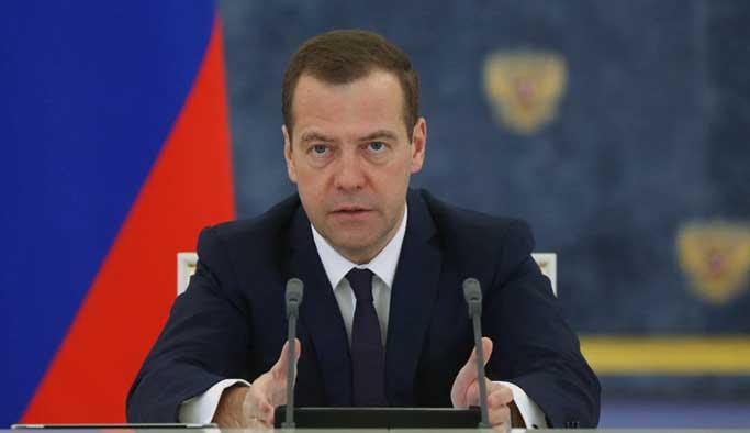 Medvedev'den bürokratlara 'Türkiye' talimatı