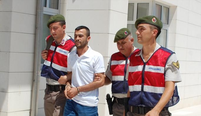 Mersin'de PKK üyesi kişi yakalandı