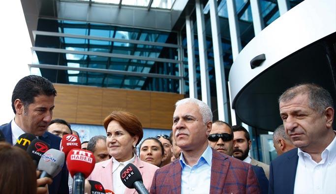 Meral Akşener ve 20 isim partiden atılıyor