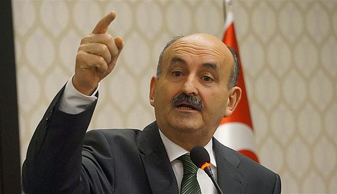 """Müezzinoğlu: """"Şimdi depremin büyüğü atlatıldı elhamdülillah"""""""