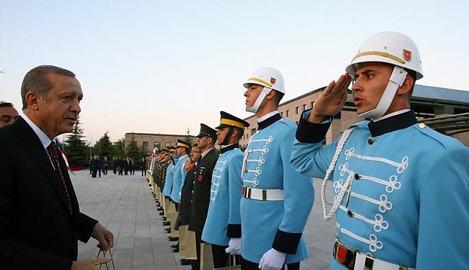 Muhafız Alayı'nda 39 asker tutuklandı