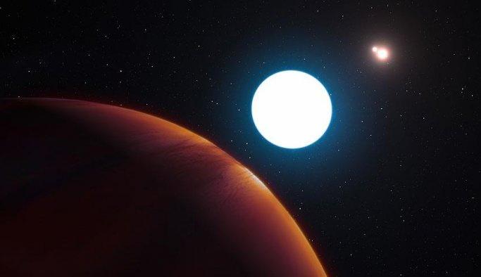 NASA 'üç güneşli' gezegen keşfetti