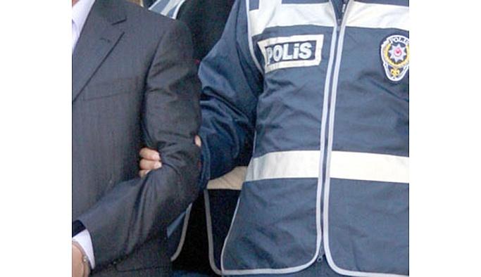 Nevşehir'de 1 emniyet amiri ve 1 polis memuru tutuklandı