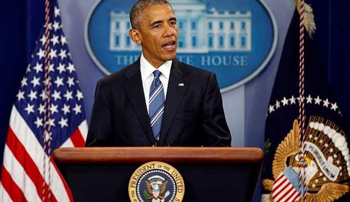 Obama Suudi Arabistan tasarısını veto etti