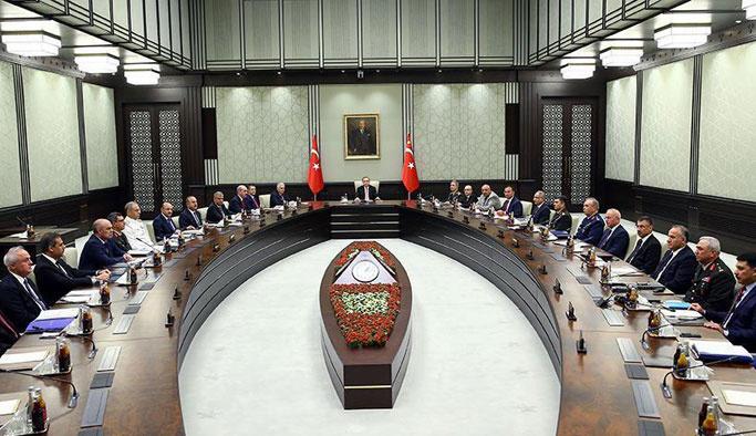 OHAL ve darbe mahkemeleri ilan ediliyor