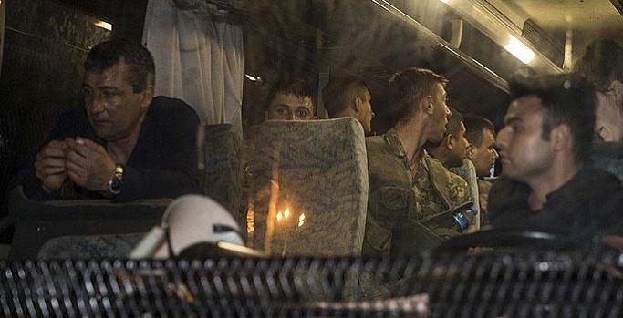Ordu'da darbe girişimi gözaltıları devam ediyor