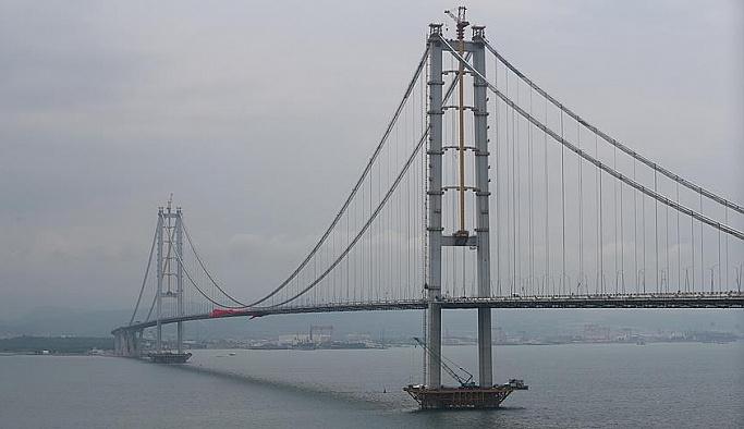 Osmangazi Köprüsü'nden 10 gün ücretsiz geçiş müjdesi