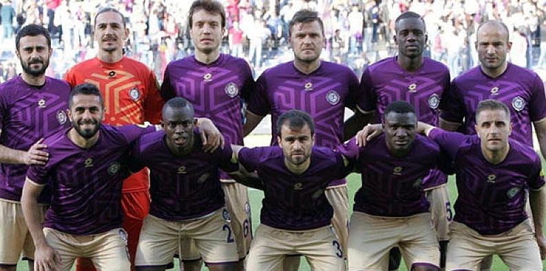 Osmanlıspor, Nomme Kalju maçı hazırlıklarına başladı