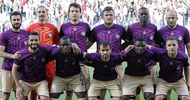 Osmanlıspor, Nomme Kalju maçına hazır