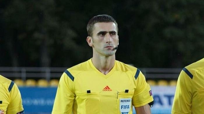 Osmanlıspor'un maçını Dabanovic yönetecek