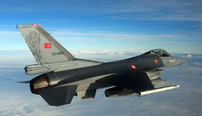 PKK kamplarında 27 hedef vuruldu