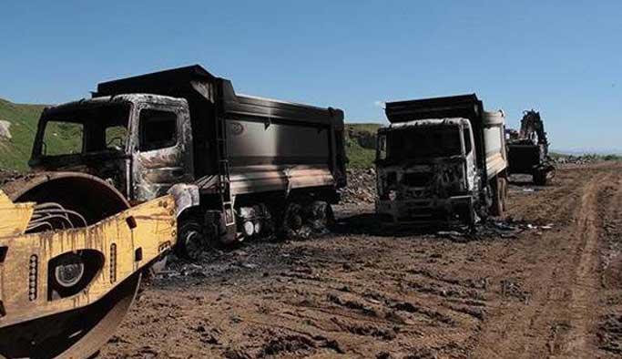 PKK şantiye bastı, 25 işçi kayıp