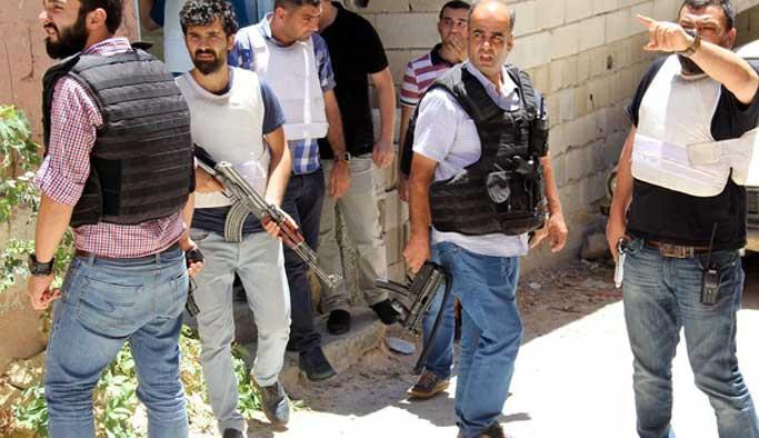 Polisi vuran IŞİD şüphelisi yakalandı
