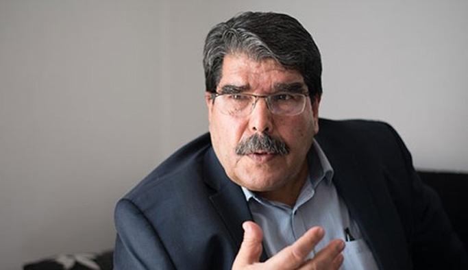 PYD lideri Salih Müslim Alman meclisinde
