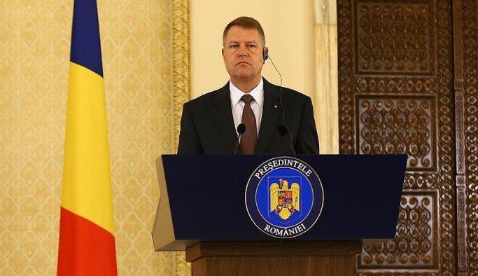 Romanya Cumhurbaşkanı Iohannis darbe girişimini kınadı