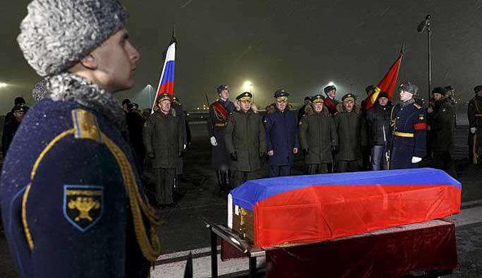Rus pilotun ailesi: Türkiye'den tazminat kabul etmeyiz