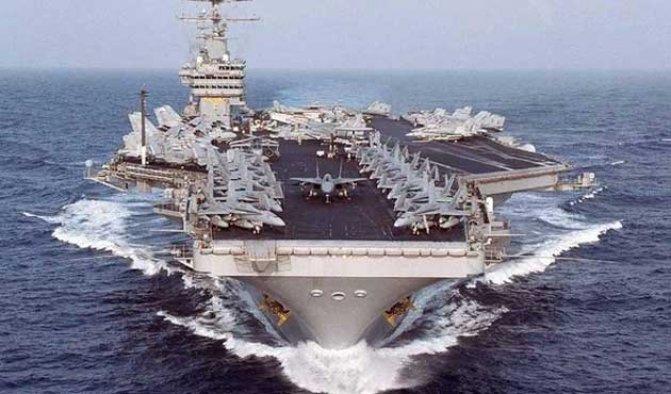 Rusya, Suriye'ye uçak gemisini gönderiyor