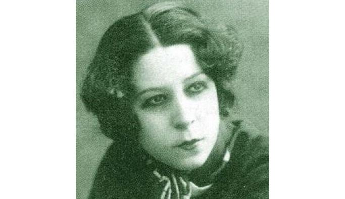 Sahnenin ilk Türk kadın yıldızı  Afife Jale