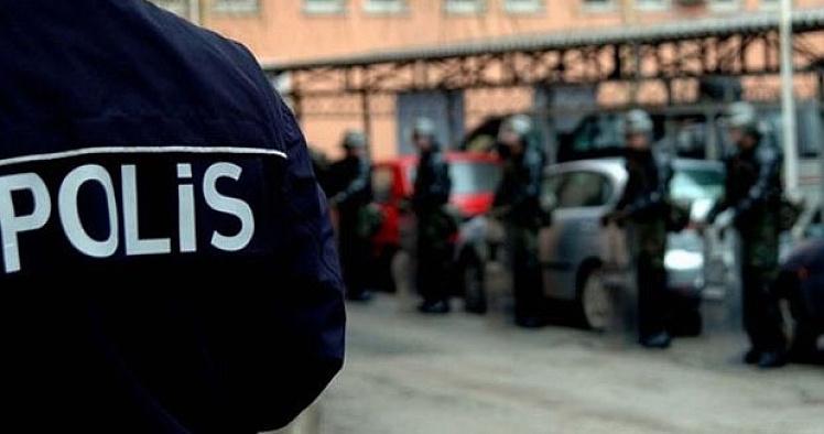 Şanlıurfa'da 58 FETÖ'cü Polis daha tutuklandı