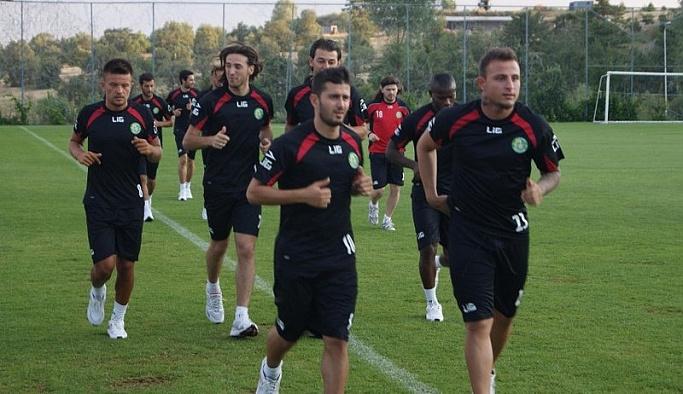 Şanlıurfaspor'da yeni sezon hazırlıkları