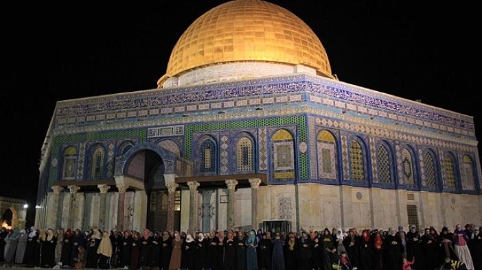 Şehitlerimiz  Kudüs'te anıldı