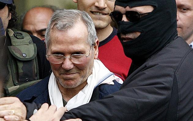 Sicilya mafyası bir babasını kaybetti
