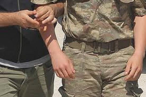 Siirt'te 18 asker tutuklandı