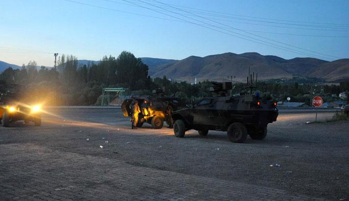 Hakkari ve Bitlis'te terör saldırısı: 6 yaralı