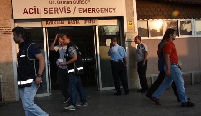 İzmir'de 200 polise gözaltı