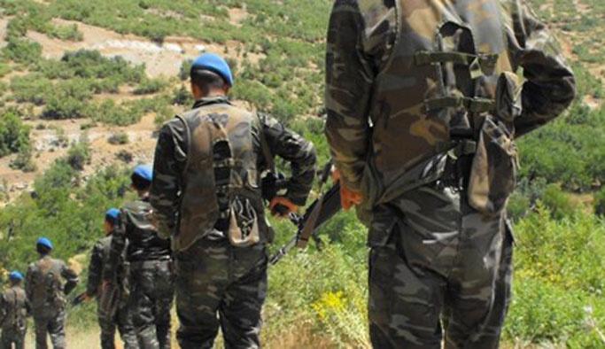 Sızma yapan PKK'ya ağır darbe: 35 ölü