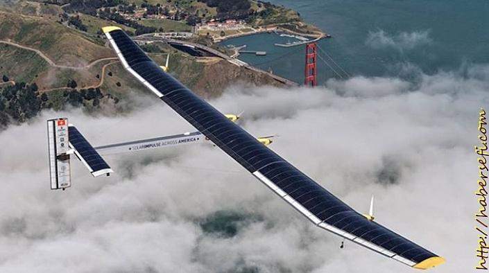 Solar Impulse dünyayı ikinci kez turladı